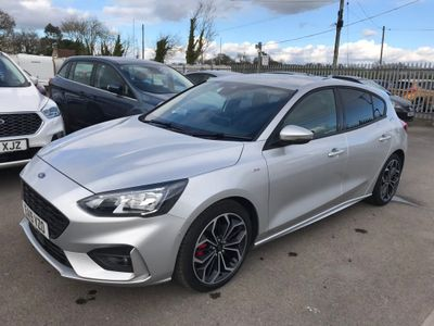 Ford Focus Hatchback 1.5T EcoBoost ST-Line X Auto (s/s) 5dr