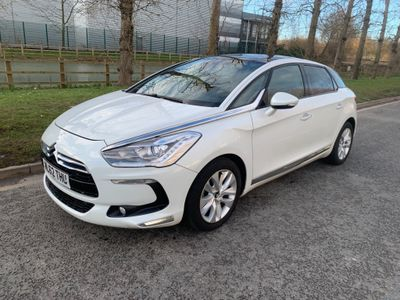 Citroen DS5 Hatchback 1.6 e-HDi Airdream DStyle EGS6 5dr