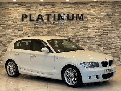 BMW 1 Series Hatchback 2.0 118d M Sport 5dr