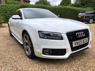 Audi A5 Coupe 3.0 TDI S line Special Edition Tiptronic quattro 2dr