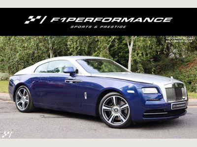 Rolls-Royce Wraith Coupe 6.6 V12 Auto 2dr