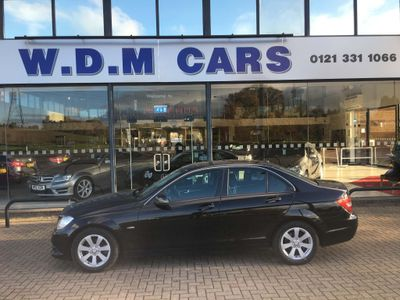 Mercedes-Benz C Class Saloon 2.1 C200 CDI BlueEFFICIENCY SE 4dr