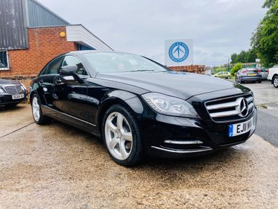 Mercedes-Benz CLS Coupe 3.0 CLS350 CDI BlueEFFICIENCY 7G-Tronic Plus 4dr