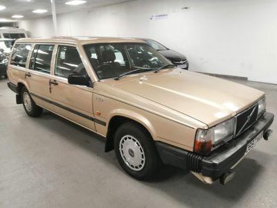 Volvo 740 Estate 2.3 GLE 5dr