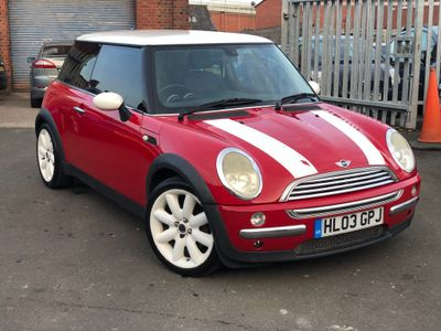MINI Hatch Hatchback 1.6 Cooper CVT 3dr