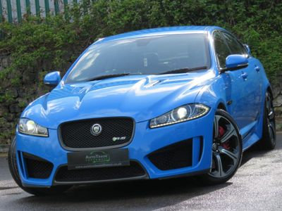 Jaguar XFR-S Saloon 5.0 V8 (s/s) 4dr