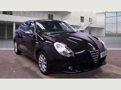 Alfa Romeo Giulietta Hatchback 1.4 TB MultiAir Distinctive (s/s) 5dr