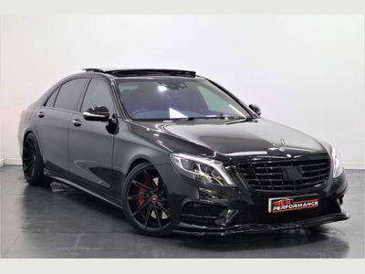 Mercedes-Benz S Class Saloon 3.0 S350L CDI BlueTEC AMG Line (Executive) 7G-Tronic Plus (s/s) 4dr
