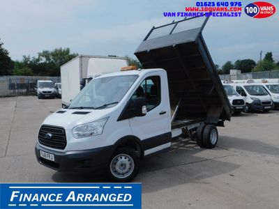 Ford Transit Tipper 2.2TDCI 125PS L2 TIPPER ULEZ FREE