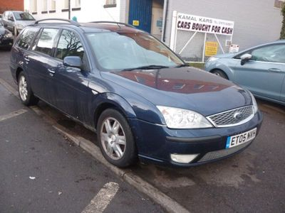 Ford Mondeo Estate 2.0 TDCi SIII Ghia 5dr