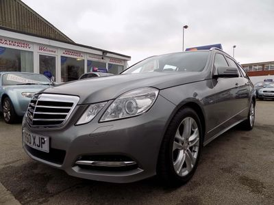 Mercedes-Benz E Class Estate 3.0 E350 CDI BlueEFFICIENCY Avantgarde Auto 5dr