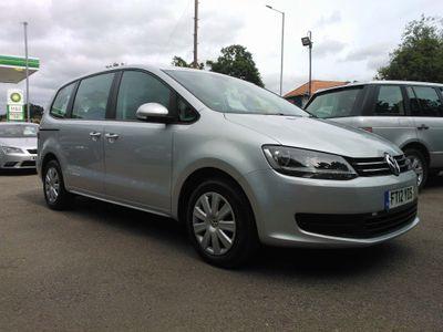 Volkswagen Sharan MPV 2.0 TDI BlueMotion Tech S 5dr