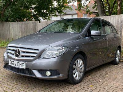 Mercedes-Benz B Class Hatchback 1.8 B180 CDI BlueEFFICIENCY SE 7G-DCT (s/s) 5dr