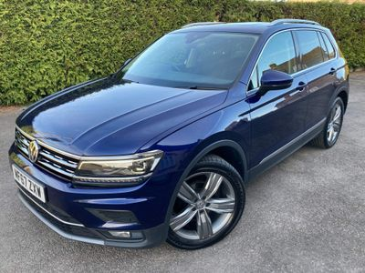 Volkswagen Tiguan SUV 2.0 TDI SEL (s/s) 5dr