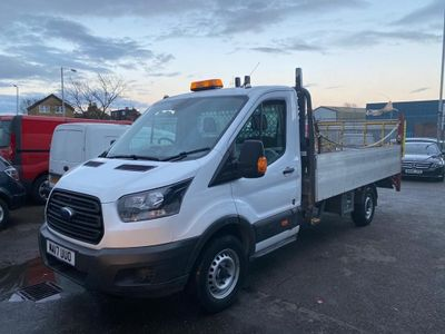 Ford Transit Chassis Cab 2.2 TDCi 470 RWD L2 2dr