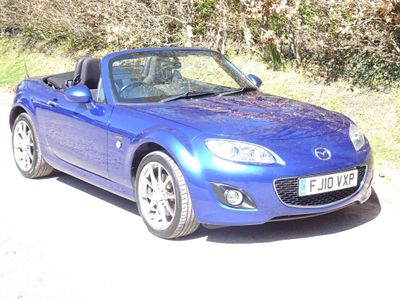 Mazda MX-5 Convertible 1.8i 20th Anniversary 2dr