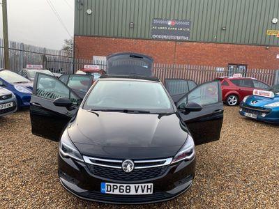 Vauxhall Astra Hatchback 1.0i Turbo ecoTEC Design (s/s) 5dr