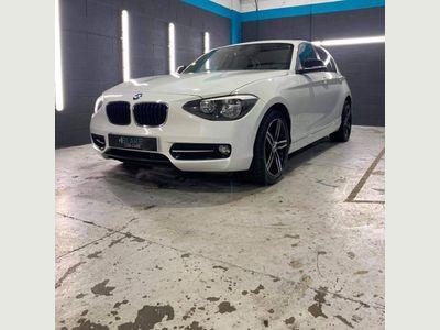 BMW 1 Series Hatchback 1.6 114d Sport Sports Hatch (s/s) 5dr