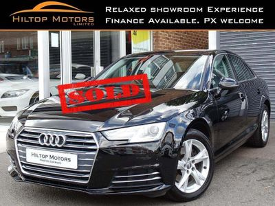 AUDI A4 Saloon 2.0 TFSI Sport S Tronic (s/s) 4dr