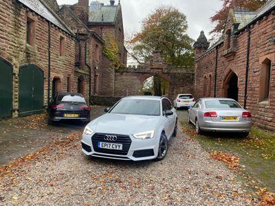 Audi A4 Avant Estate 1.4 TFSI Black Edition Avant S Tronic (s/s) 5dr