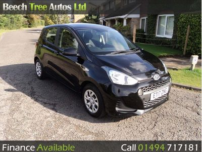 HYUNDAI I10 Hatchback 1.0 SE Manual 5dr