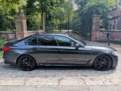 BMW 5 Series Saloon 3.0 530d M Sport Auto xDrive (s/s) 4dr