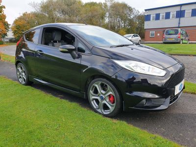 Ford Fiesta Hatchback 1.6 EcoBoost ST-3 3dr