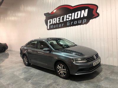 Volkswagen Jetta Saloon 2.0 TDI BlueMotion Tech SE (s/s) 4dr
