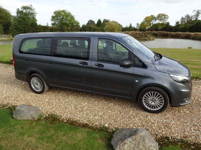MERCEDES-BENZ VITO Other 2.1 CDi 114 L3 SELECT Tourer 7G-Tronic RWD 5dr