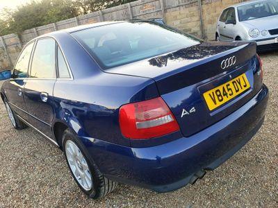 Audi A4 Saloon 2.4 SE 4dr