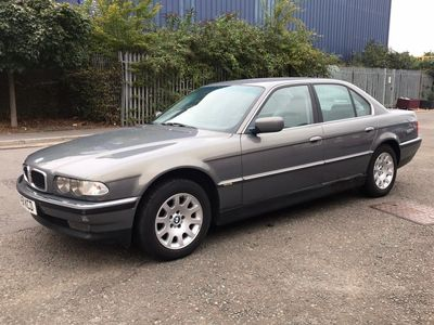 BMW 7 Series Saloon 2.8 728i 4dr