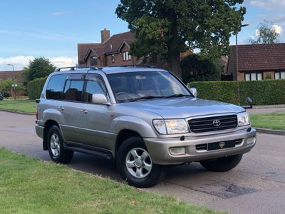 Toyota Land Cruiser Amazon Estate 4.7 VX 5dr