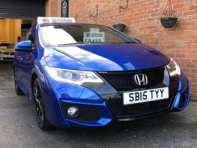 Honda Civic Hatchback 1.8 i-VTEC Sport (s/s) 5dr