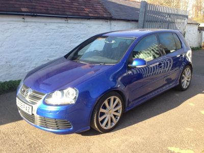 Volkswagen Golf Hatchback 3.2 V6 R32 4MOTION 5dr