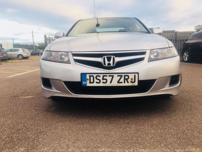 Honda Accord Saloon 2.2 i-CDTi SE 4dr (hands free)