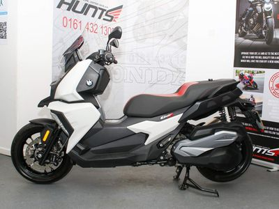 BMW C400 Scooter 400 X SE ABS