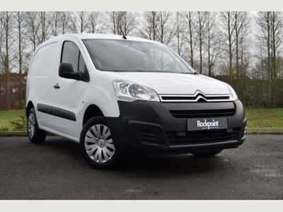 Citroen Berlingo Panel Van 1.6 BlueHDi 850 Enterprise L1 5dr