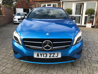 Mercedes-Benz A Class Hatchback 1.6 A180 BlueEFFICIENCY Sport 7G-DCT 5dr