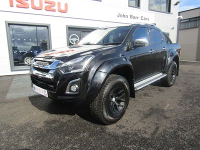 Isuzu D-Max Pickup 1.9 TD AT35 Double Cab Pickup Auto 4WD EU6 4dr