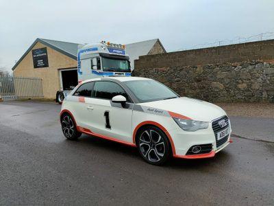Audi A1 Hatchback 1.6 TDI Competition Line 3dr