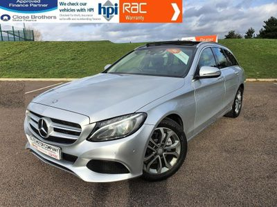 Mercedes-Benz C Class Estate 2.1 C220d Sport (Premium Plus) 7G-Tronic+ (s/s) 5dr