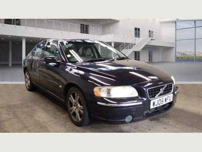 Volvo S60 Saloon 2.4 D5 SE 4dr