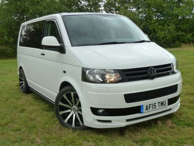 Volkswagen Transporter Shuttle Minibus 2.0 TDI BlueMotion Tech T30 S Mini Bus 4dr (SWB)