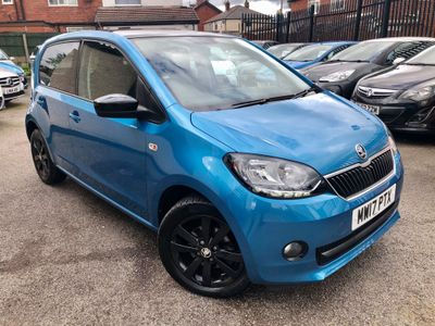 SKODA Citigo Hatchback 1.0 MPI Colour Edition 5dr