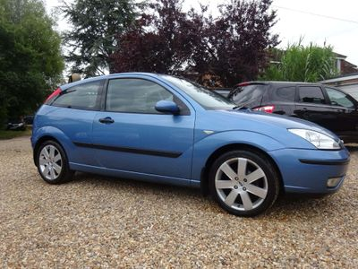 FORD FOCUS Hatchback 1.8 i MP3 3dr