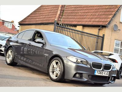 BMW 5 Series Saloon 2.0 528i M Sport 4dr