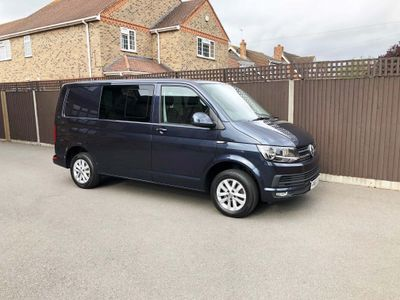 Volkswagen Transporter Other 2.0 TDI T30 BlueMotion Tech Highline Crew Van FWD (s/s) 5dr