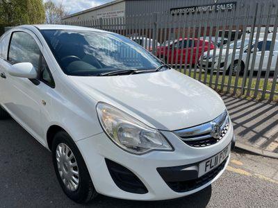 Vauxhall Corsa Van Panel Van 1.3 CDTi ecoFLEX 16v Panel Van 3dr (EU5)(DPF)