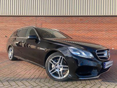 Mercedes-Benz E Class Estate 3.0 E350 CDI BlueTEC AMG Line (Premium Plus) 9G-Tronic Plus 5dr