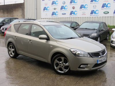 Kia Ceed Estate 1.6 CRDi 3 Sports Wagon 5dr